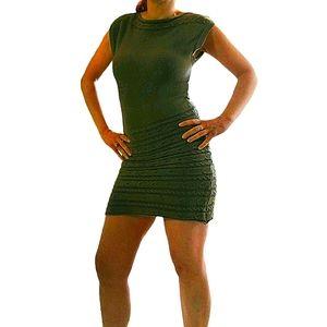 🍭2/$20- A-List by Wrapper Sweater dress